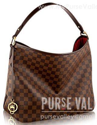 e3bbc6de71cc Louis Vuitton Damier Ebene Delightful MM PurseValley Review – Purse ...