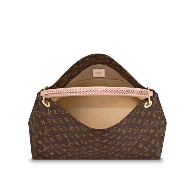 58c1e9b2b4c8f Louis Vuitton Handbag Artsy MM Monogram PurseValley Review – Purse ...