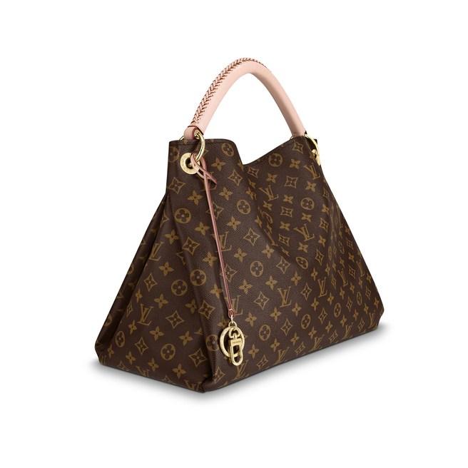 d54923a8ace2 Louis Vuitton Handbag Artsy MM Monogram PurseValley Review – Purse ...