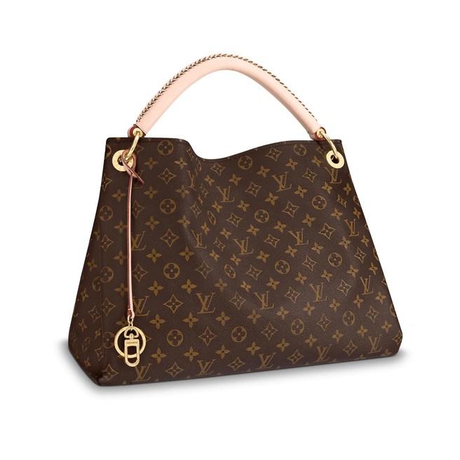 5db7e80fbb40 Louis Vuitton Handbag Artsy MM Monogram PurseValley Review. Artsy MM  Monogram ...